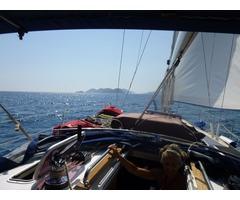 de mer Ionienne à mer Egée  - Avril / Octobre 2017