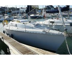 Voilier Kelt 7.60 à louer en Bretagne à la Trinité sur mer