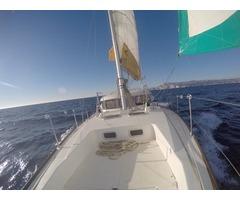 Location voilier monocat 4 cabines Dufour Var