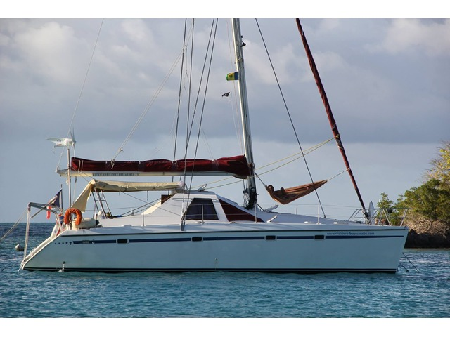 Location Magnifique catamaran Privilége 42