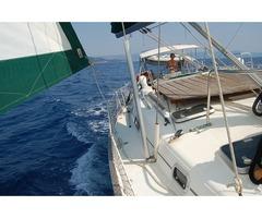Location voilier avec skipper en Corse et dans le Var