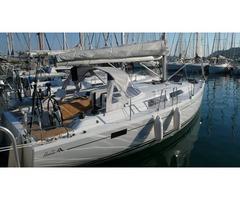 Location voilier Hanse 385 - Marseille