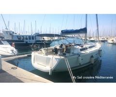 Location voilier Dufour 405 GL |Marseille ou Var |avec ou sans skipper
