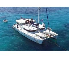 Vend catamaran 17 mètres