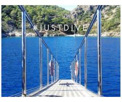 luxury sail cruise along the coastline of Corsica and Sardinia with Yacht Boutique
