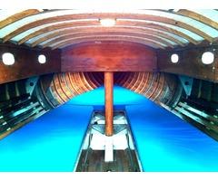 Yacht classique restauré 9m60 - 1948