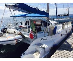 Vacanze in Catamarano Sardegna Relax e buona cucina