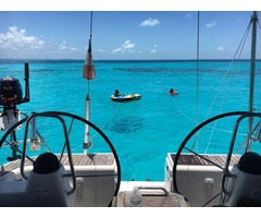 Rent a private Sailboat in Cancun Mexico