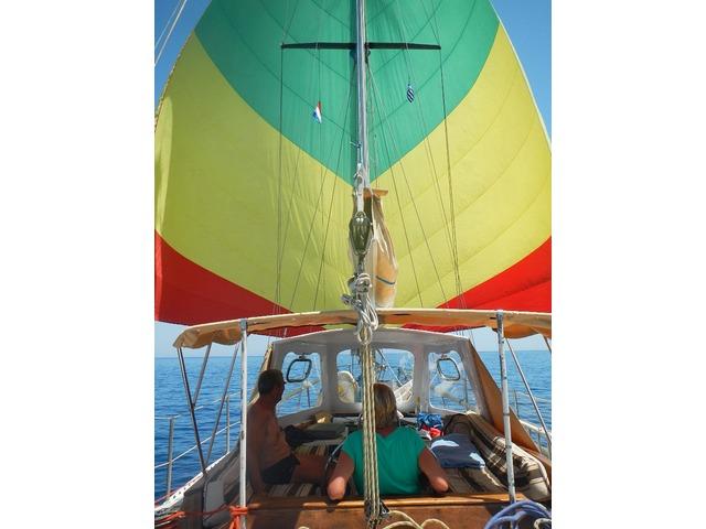 vagabondage nautique