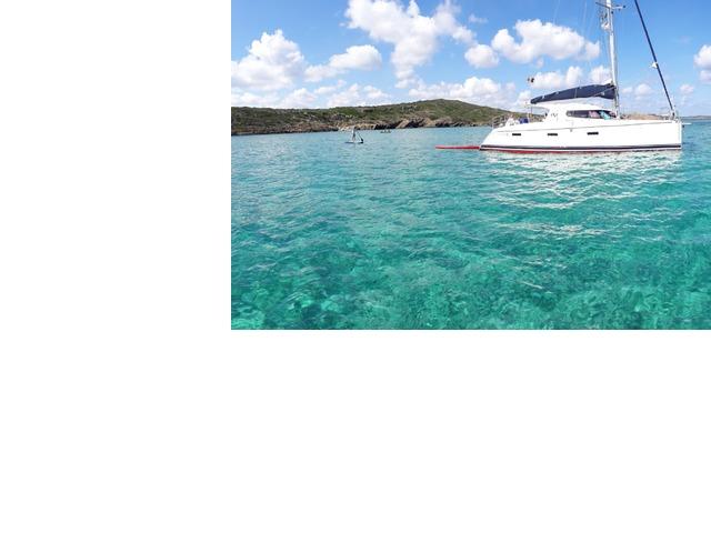 Les iles de la Grèce ionienne au départ de corfou en catamaran pour 2 semaines