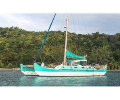 catamaran Pahi 42