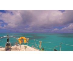 Croisieres authentiques et conviviales aux Antilles