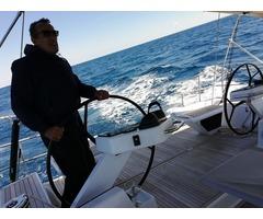 Skipper pro convoyage