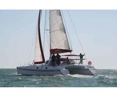 Croisiere en Mer Ionienne en cata Outremer 42