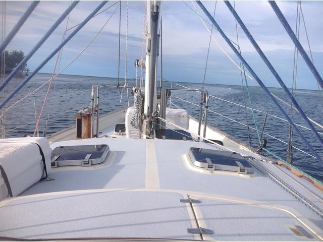 Croisière Freya ketch 52 feet aux iles fidji