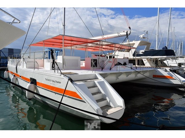 Vends Taino Day Charter 21m