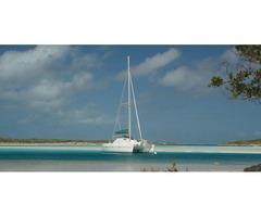 Even Keel catamaran Lagoon 37 de 1994 est a vendre 116.000€/129,000$