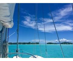 Location du voilier Alsouf en Polynésie Française