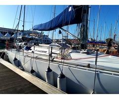 Vends Levrier de Mers 16M - refit intégral 2018