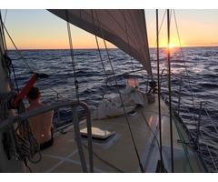 Traversée Bahamas-Bermudes-Açores-Espagne
