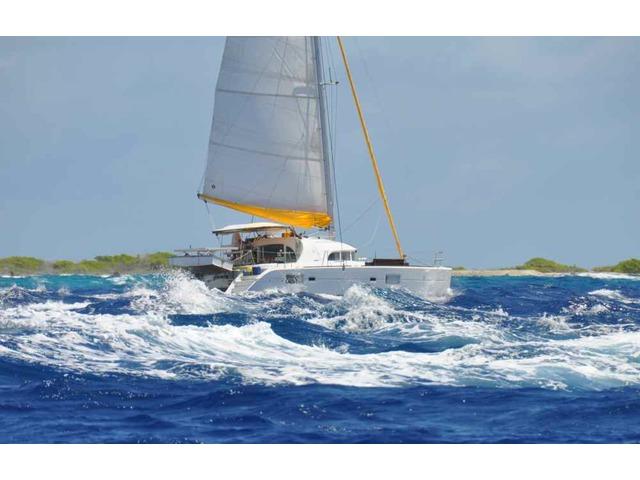 LAGOON 380S2 bientôt disponible sur TAHITI