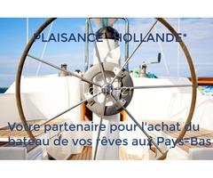 Acheter un bateau aux Pays-Bas