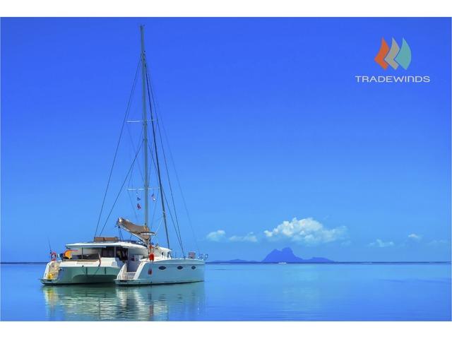 TradeWinds recherche des équipages en Polynésie Française